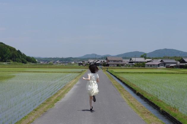 農業少女/2001人芝居